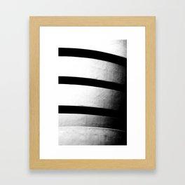 Guggenheim Alternate Framed Art Print
