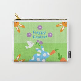 Happy Easter! Carry-All Pouch