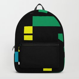 PixelLandScape Backpack