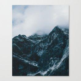 Cloud Mountain - Landscape Photography Canvas Print