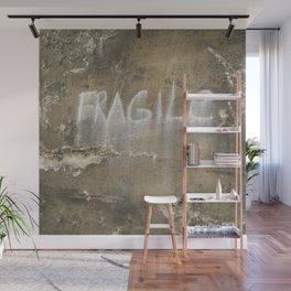 Fragile city Wall Mural