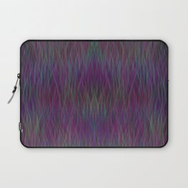 Multi- coloured Grass Design Laptop Sleeve