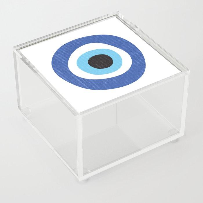 Evi Eye Symbol Acrylic Box