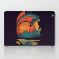 explore iPad Cases featuring Explore by The Child