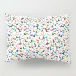 We're All the Same Seagull (repeat) Pillow Sham