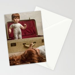 The Dolls Stationery Cards