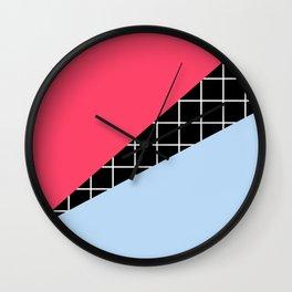 Combo Retro 13 Wall Clock