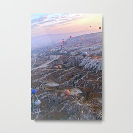 Balloon dreaming Metal Print