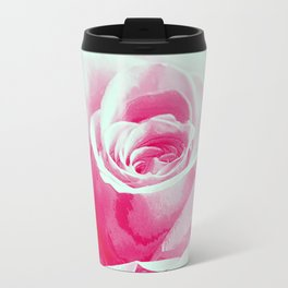A Rose is a Rose... Travel Mug