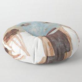 Carry That Weight Floor Pillow