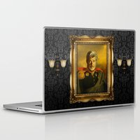 replaceface Laptop & iPad Skins featuring George Lucas - replaceface by replaceface