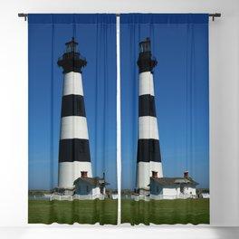 Bodie Island Light Blackout Curtain