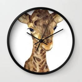 Giraffe#2 Wall Clock
