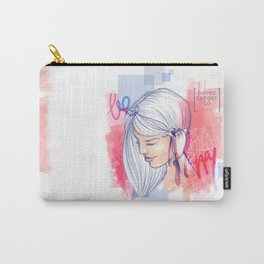Never forget Carry-All Pouch