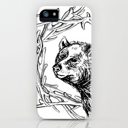 Bear Queen iPhone Case
