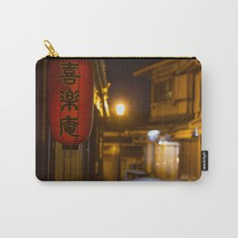 Higashiyama Carry-All Pouch