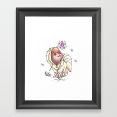 I too will Blossom Framed Art Print