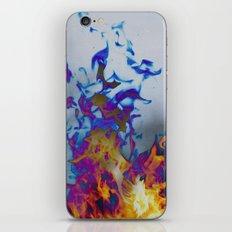 Fire II iPhone & iPod Skin