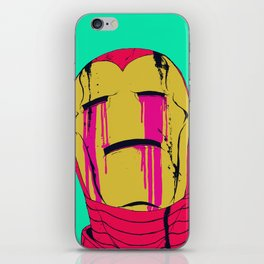 Smack! iPhone Skin