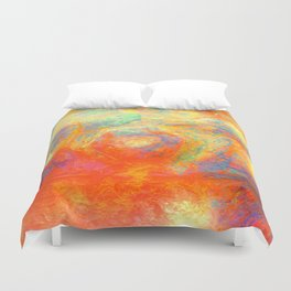 Steel 5085C - Abstract Duvet Cover