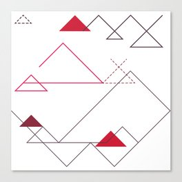 Tree-Angle Canvas Print
