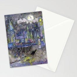 Hogwarts Castle Stationery Cards
