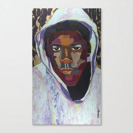 The Tribute Series-Trayvon Martin Canvas Print