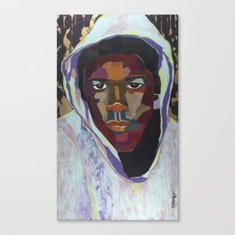 The Tribute Series-Trayvon Martin Canvas Print