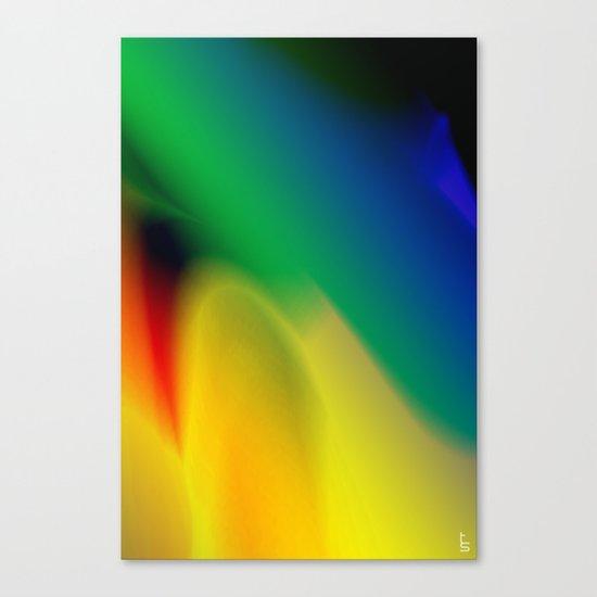 Flare X Canvas Print