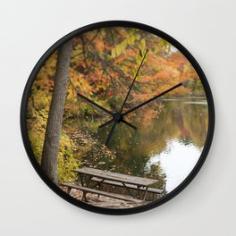 Favorite Seat Wall Clock