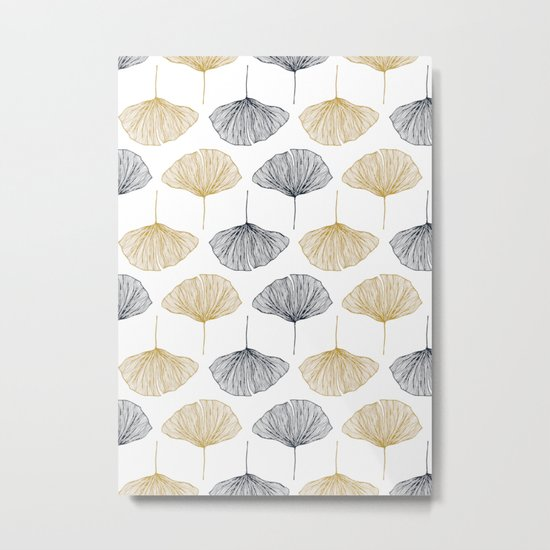 pattern 07 Metal Print
