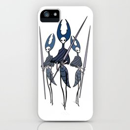 Hollow Knight - Mantis Lords iPhone Case