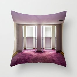 They've Come For You Throw Pillow