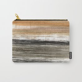 Shadow abstract watercolor Carry-All Pouch