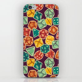 Dice Addict iPhone Skin