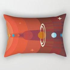 Solar Rectangular Pillow