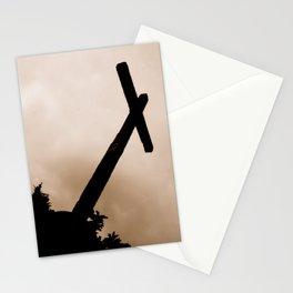 Cross Over Antigua, Guatemala Stationery Cards