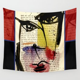 I See 16 by Kathy Morton Stanion Wall Tapestry