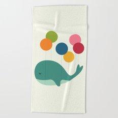 Dream Walker Beach Towel