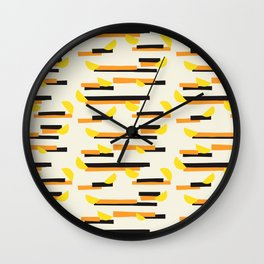 Fresh Lime Wall Clock