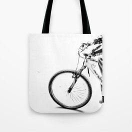 Bike Ride Tote Bag
