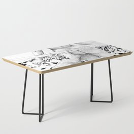 The Swim Coffee Table