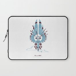 R is for Roc Laptop Sleeve