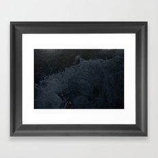 Acqua Nebulae 4 Framed Art Print