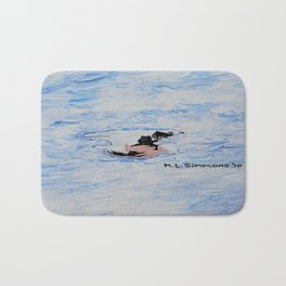 In the Master's Arms - Scotties - Scottish Terrier Bath Mat