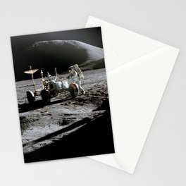 Apollo 15 - Moonwalk 1971 Stationery Cards