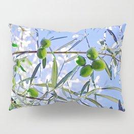 Olives in the sunshine Pillow Sham