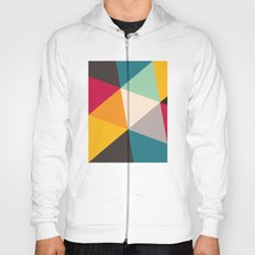 Geometric Triangles Hoody