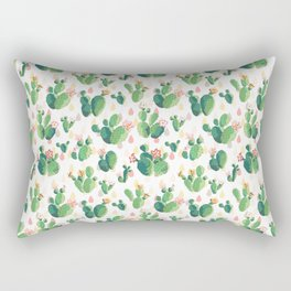 Cactus pattern Rectangular Pillow