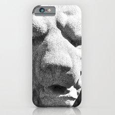 Concrete Lion Head iPhone 6s Slim Case